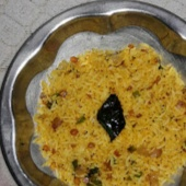 How to make Karam Annam