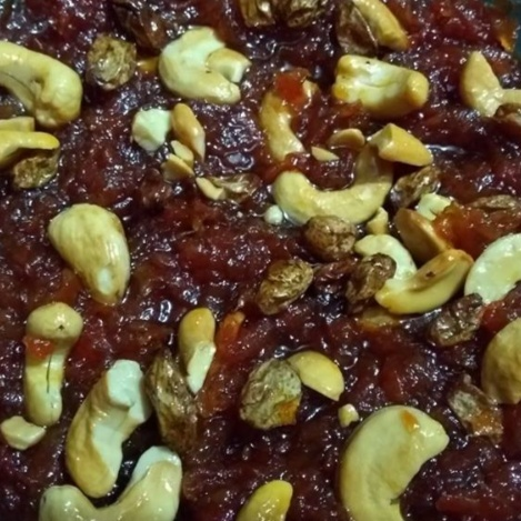 How to make Sugar free Mixed fruit Halwa