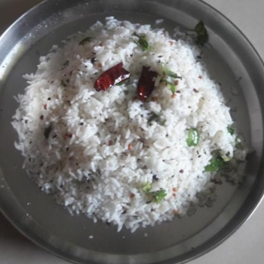 How to make Black pepper rice