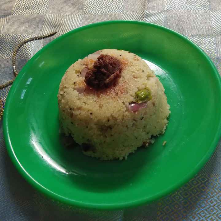 Photo of Godhuma ravva upma by Sree Vaishnavi at BetterButter