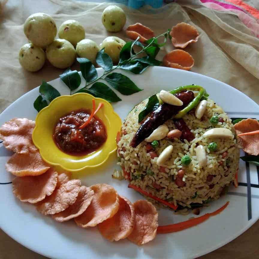 Photo of Amla rice by Sree Vaishnavi at BetterButter