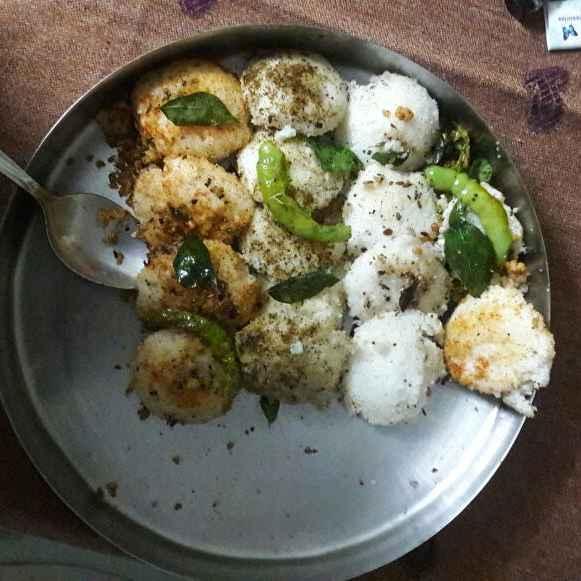 Photo of Mini podi idly by Sree Vaishnavi at BetterButter