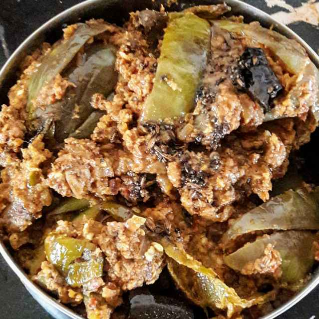 Photo of Brinjal sesame curry by Sree Vaishnavi at BetterButter