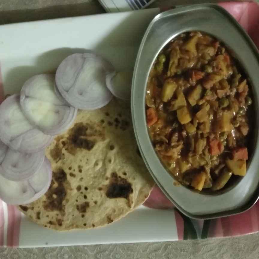 Photo of Mixed veg curry by Sree Vaishnavi at BetterButter
