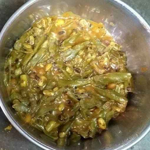 Photo of Broad beans jaggery curry by Sree Vaishnavi at BetterButter