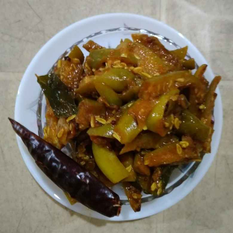 Photo of Ivy gourd onion curry by Sree Vaishnavi at BetterButter