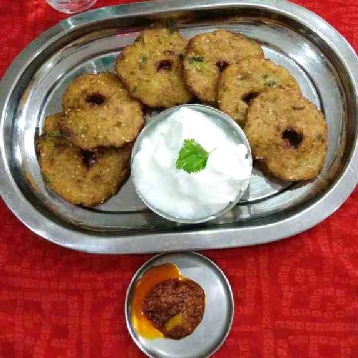 How to make Bottle gourd vada