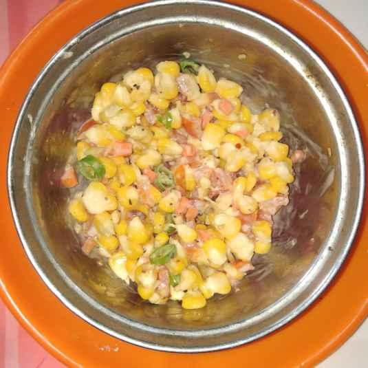 Photo of Butter cheesy corn by Sree Vaishnavi at BetterButter