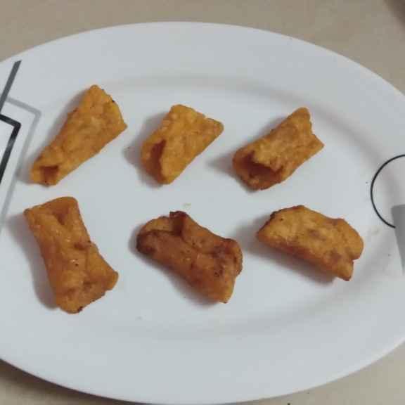Photo of Rice flour logs by Sree Vaishnavi at BetterButter