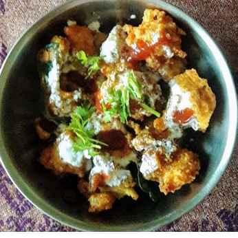 Photo of Moong dal pakoda by Sree Vaishnavi at BetterButter