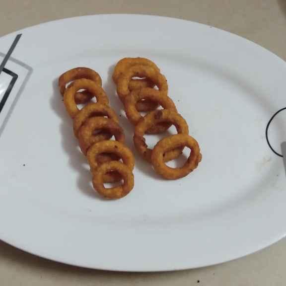 Photo of Rava rings by Sree Vaishnavi at BetterButter