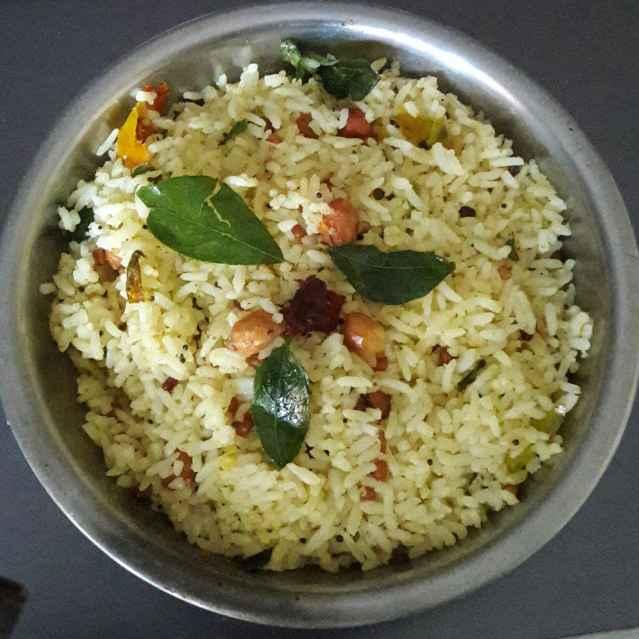 Photo of Dabbakaya pulihora by Sree Vaishnavi at BetterButter