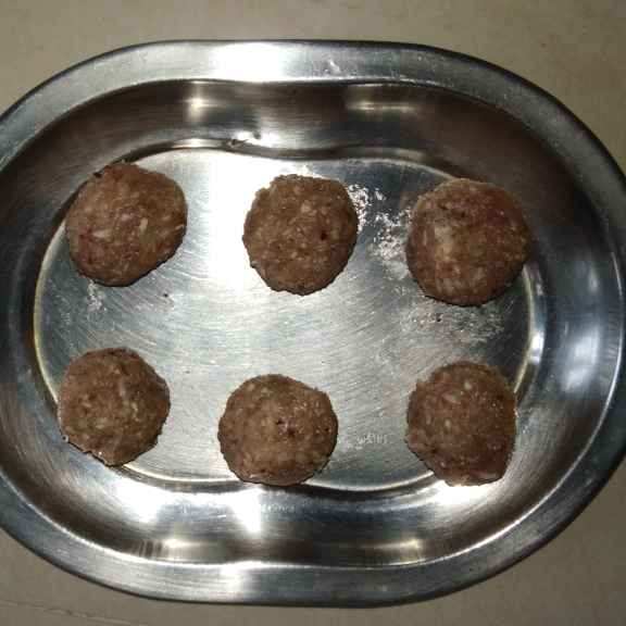 Photo of Coconut ladoo by Sree Vaishnavi at BetterButter