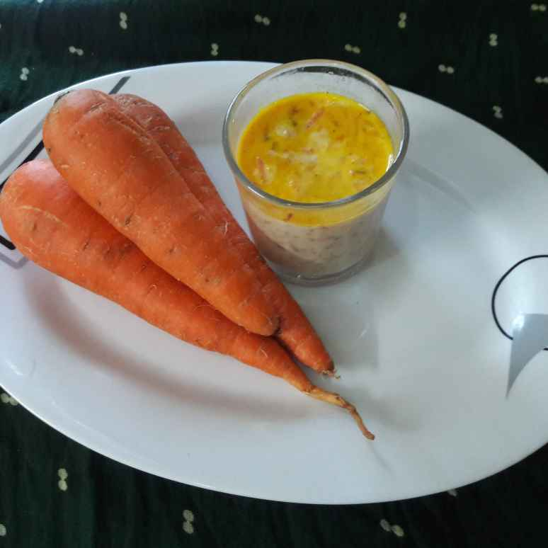 Photo of Carrot kheer by Sree Vaishnavi at BetterButter
