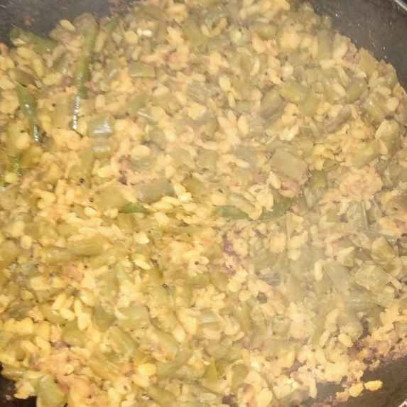 Photo of Beans moongdal curry by Sree Vaishnavi at BetterButter