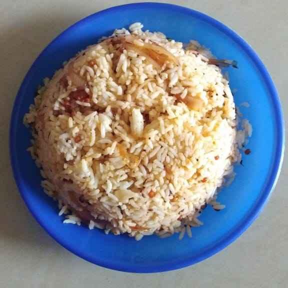 Photo of Bagara rice by Sree Vaishnavi at BetterButter