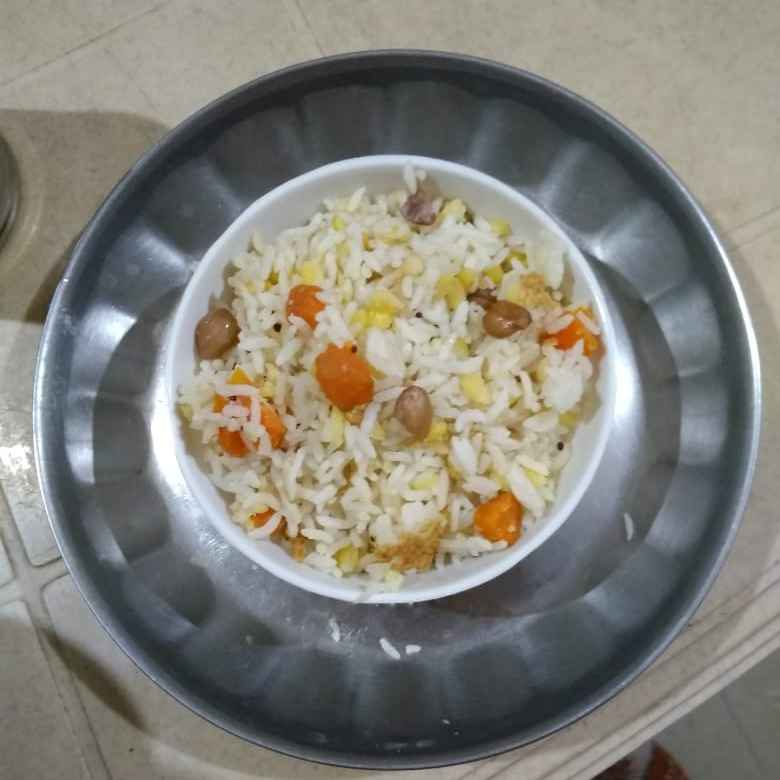 Photo of Protein fiber rice by Sree Vaishnavi at BetterButter