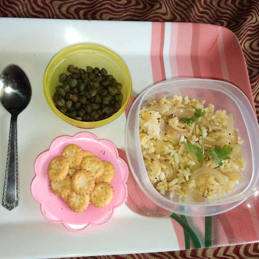 Photo of Puffed rice upma by Sree Vaishnavi at BetterButter