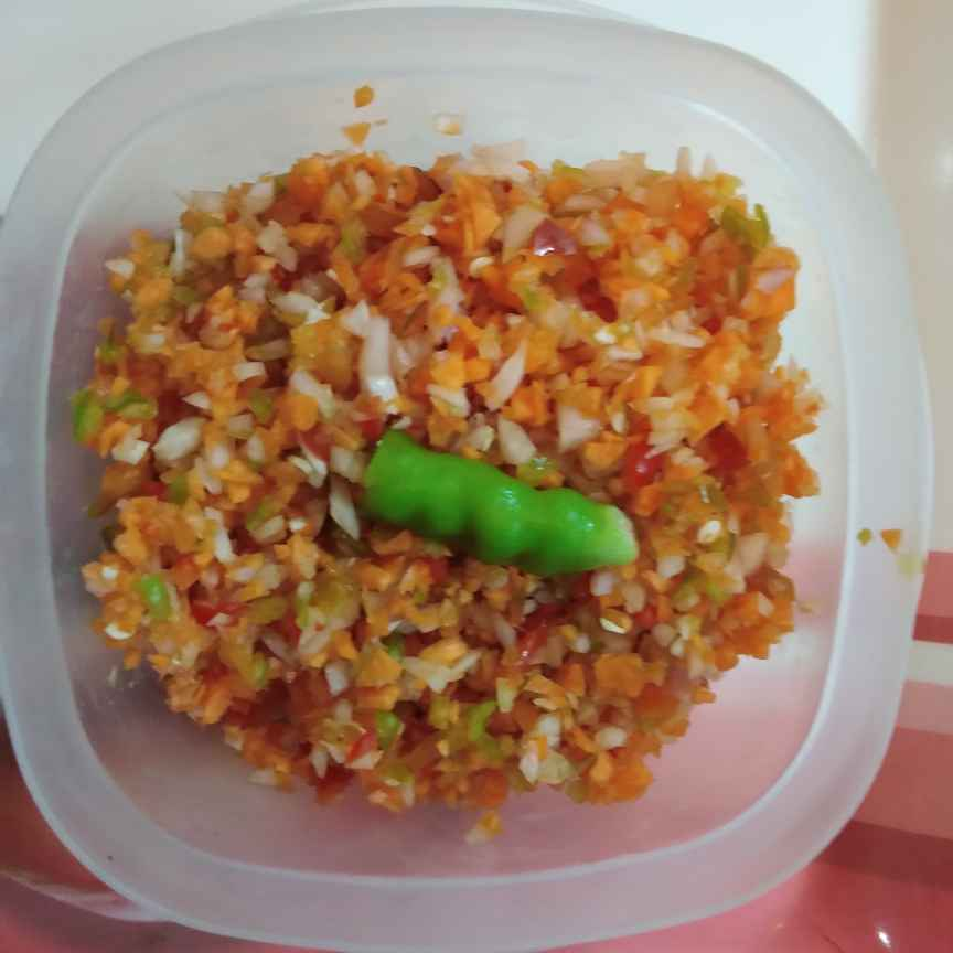 Photo of Carrot pacchi pachadi by Sree Vaishnavi at BetterButter