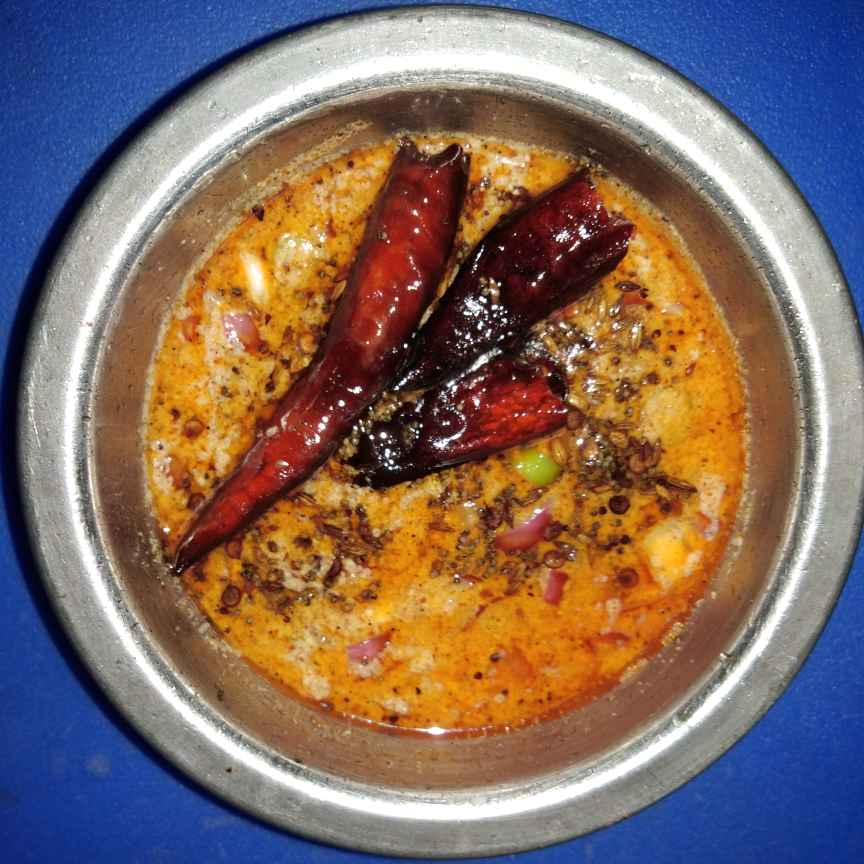 Photo of Magayi perugu pachadi by Sree Vaishnavi at BetterButter