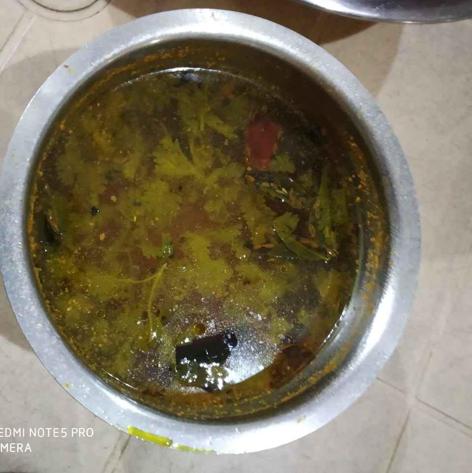 Photo of Coriander tomato Rasam by Sree Sadhu at BetterButter