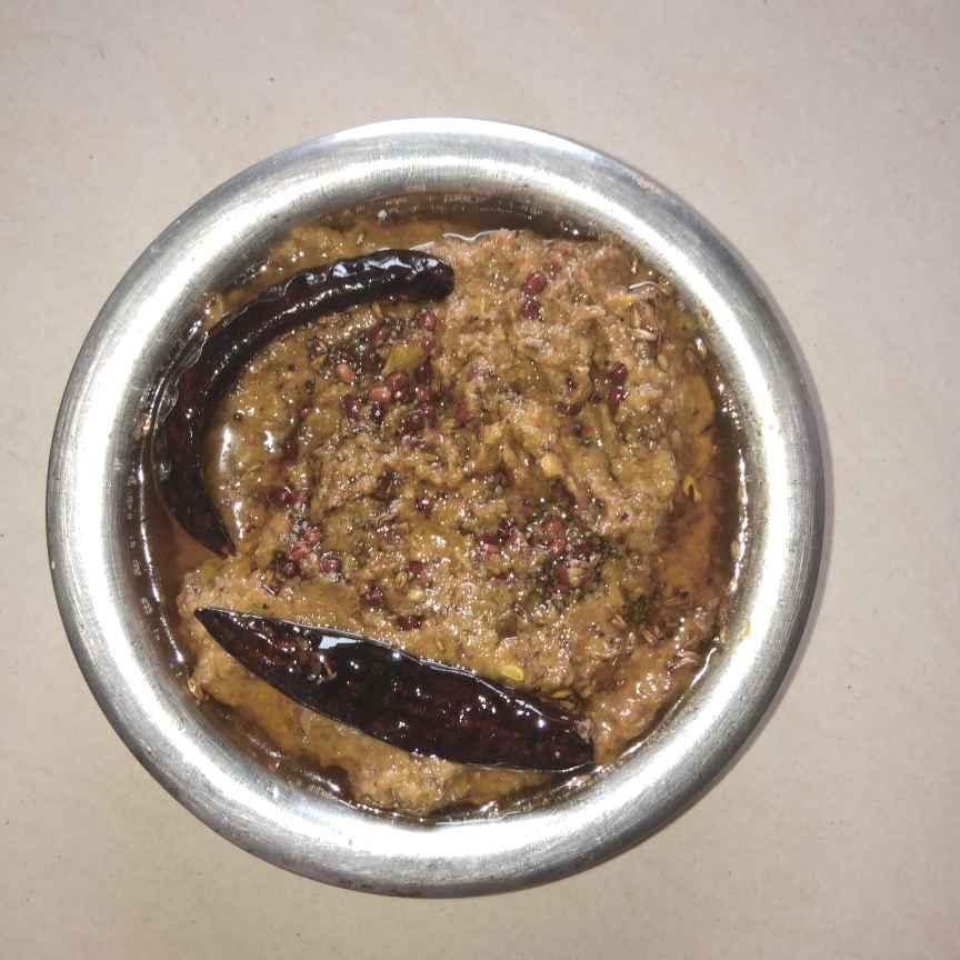 How to make దొండకాయ మెంతి కూర పచ్చడి