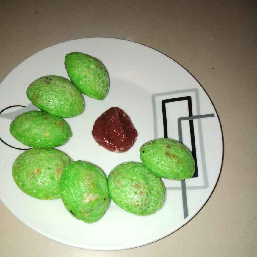 Photo of Onion mint paniyaram by Sree Vaishnavi at BetterButter