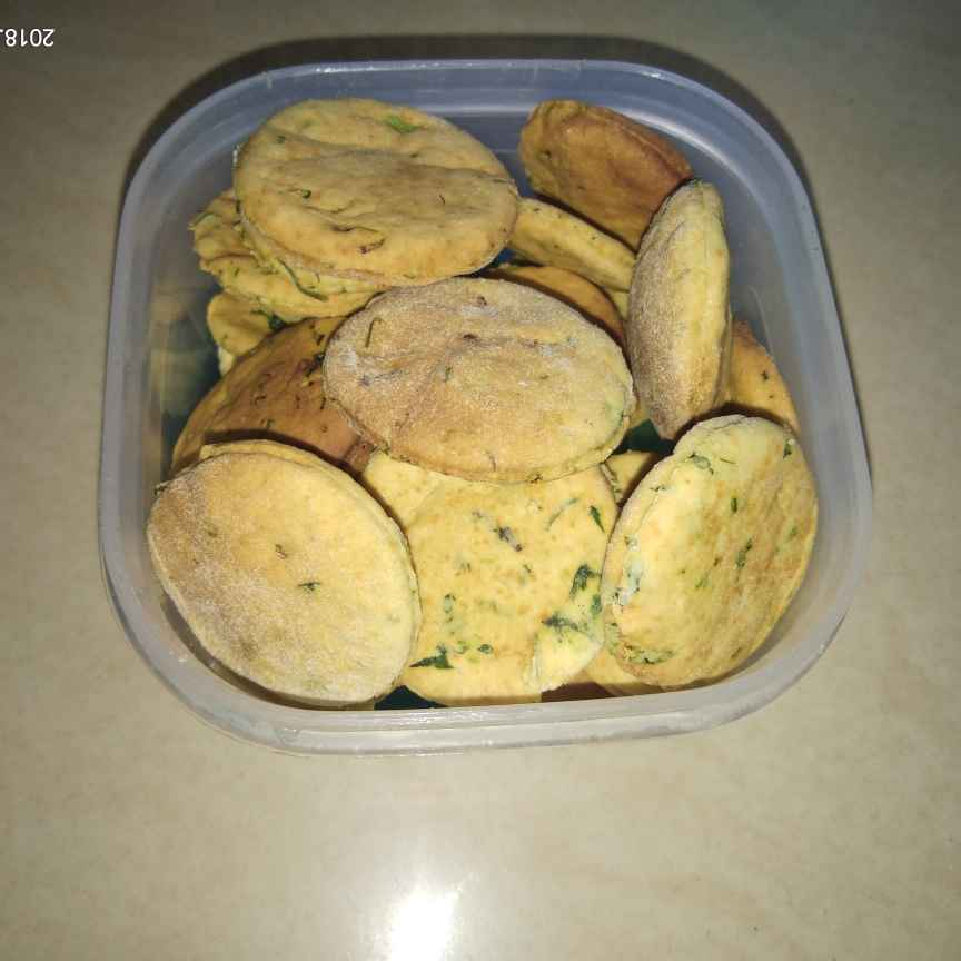 Photo of Methi biscuits by Sree Vaishnavi at BetterButter