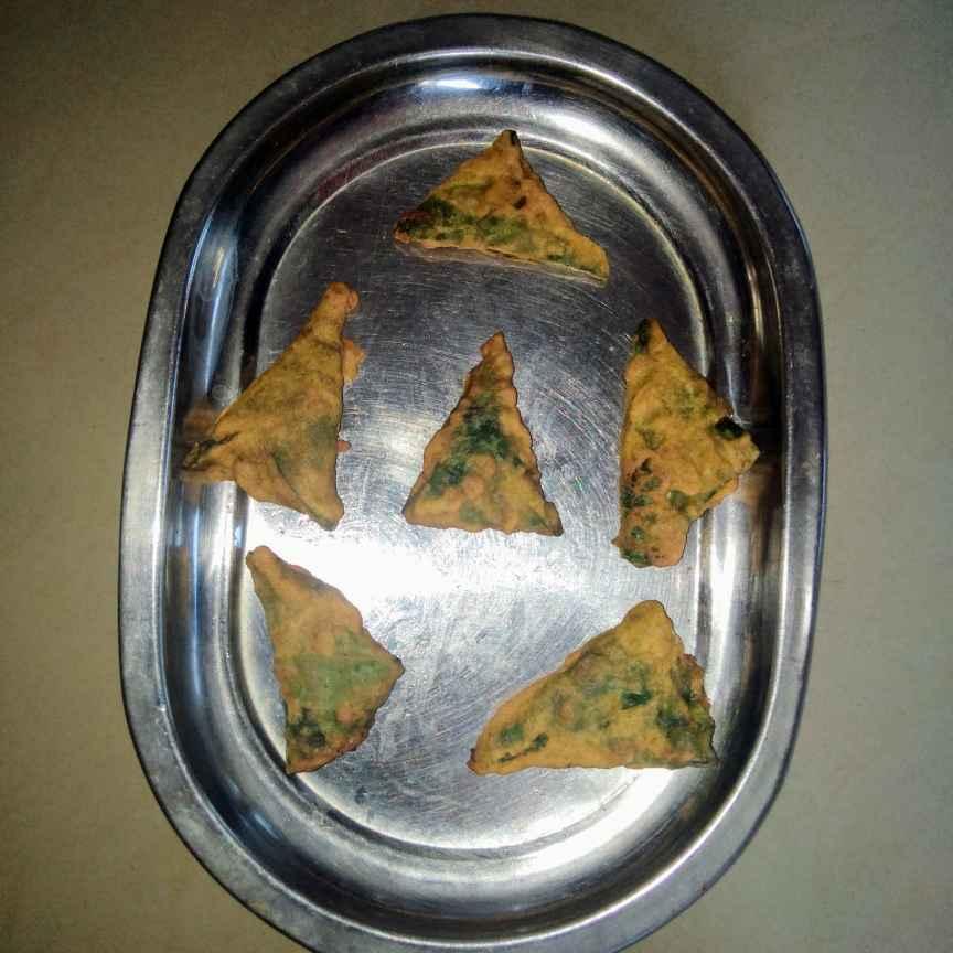 Photo of Betel leaves samosa by Sree Vaishnavi at BetterButter