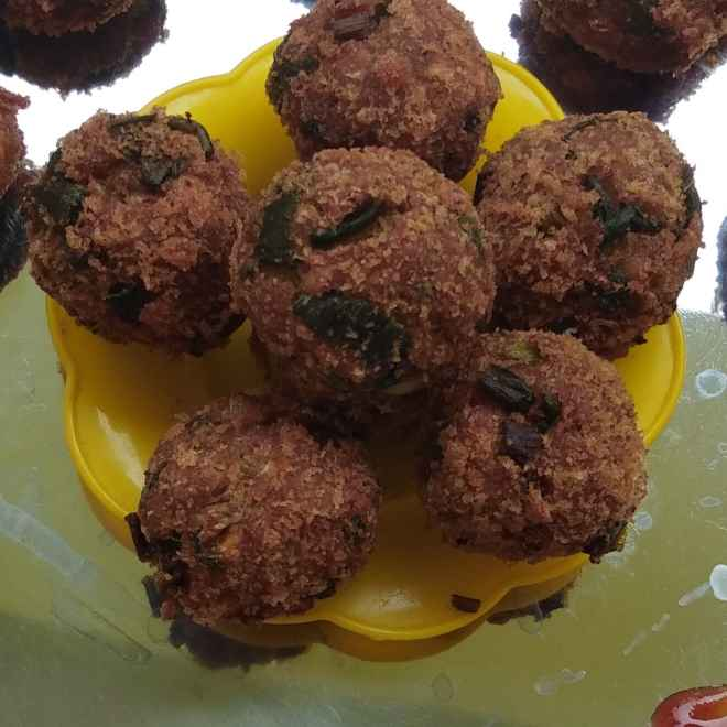 Photo of Soya cheese balls by Sree Vaishnavi at BetterButter