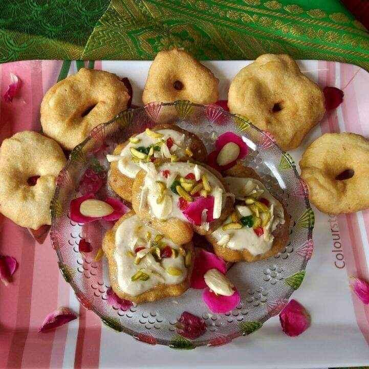 Photo of Shahi Syrup vada  by Sree Vaishnavi at BetterButter