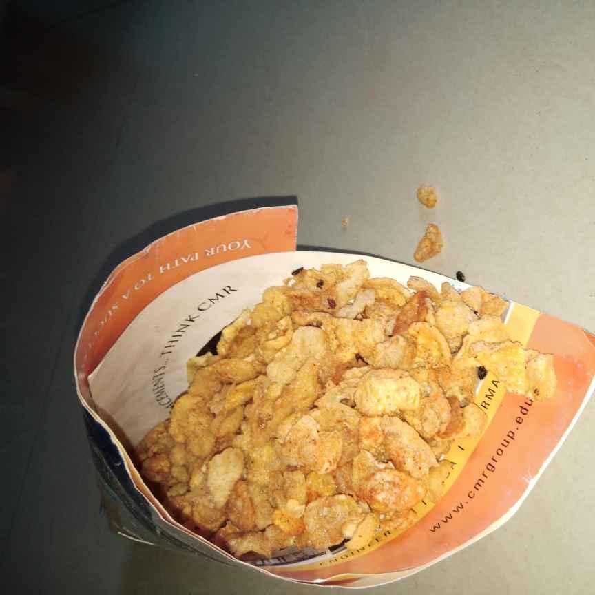 Photo of Corn flakes chivda  by Sree Vaishnavi at BetterButter