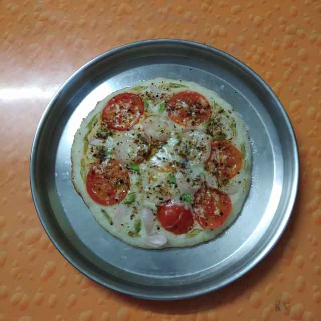 How to make Pizza uttappam