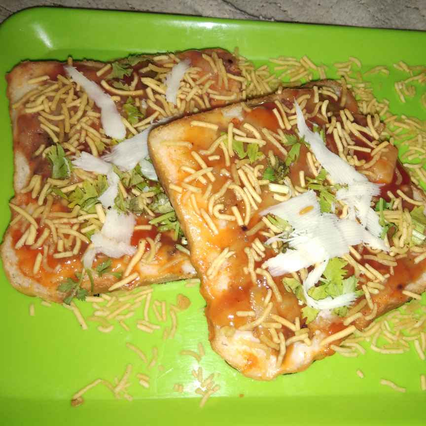 Photo of Open sandwich by Sree Vaishnavi at BetterButter