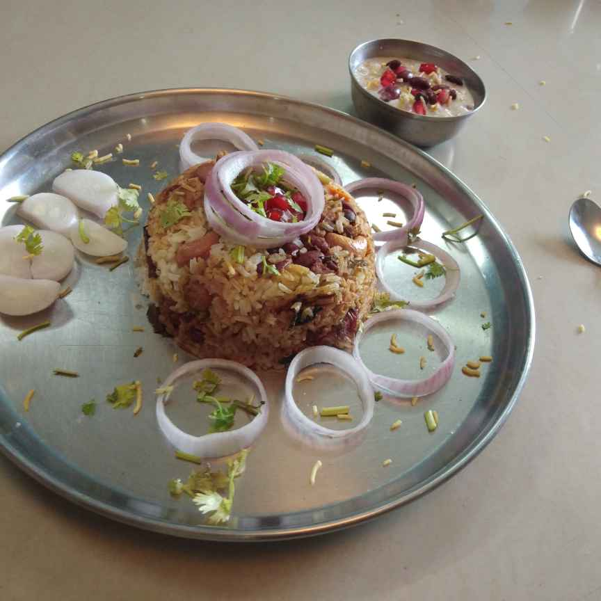 Photo of Gobi rajma biriyani by Sree Vaishnavi at BetterButter