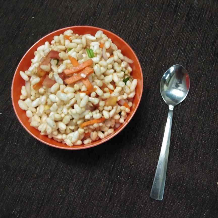 Photo of Masala puffed rice by Sree Vaishnavi at BetterButter