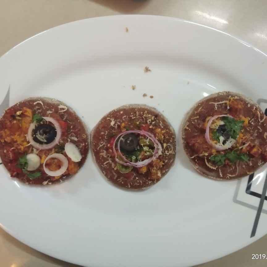 Photo of Ragi mini pizza by Sree Vaishnavi at BetterButter