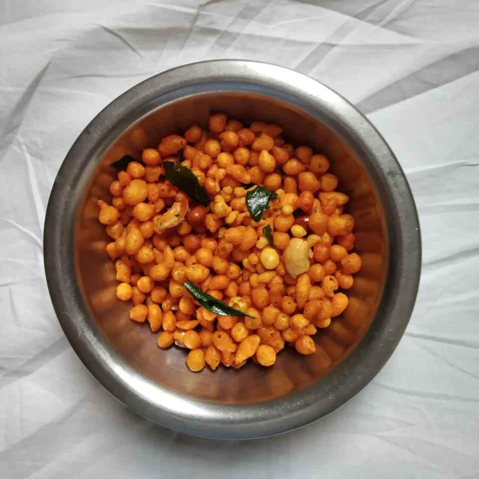Photo of Kaaram boondi by Sree Vaishnavi at BetterButter