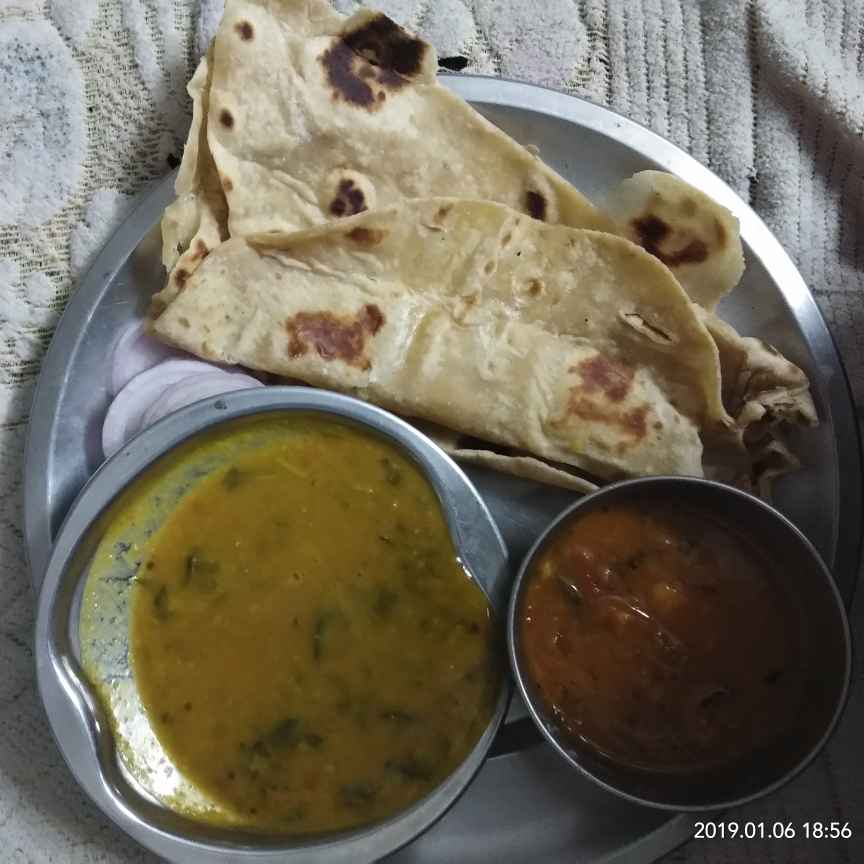 Photo of Aloo maida roti by Sree Vaishnavi at BetterButter
