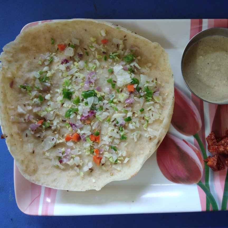 Photo of Mixed veg maida dosa by Sree Vaishnavi at BetterButter