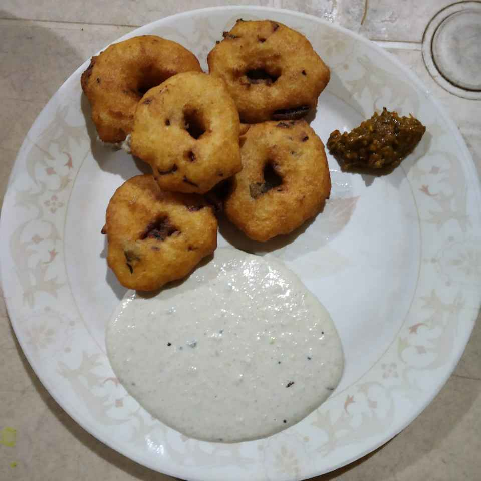 Photo of Vada by Sree Vaishnavi at BetterButter