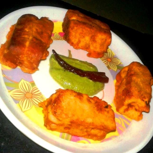 Photo of Bread-Aloo Pakoda by Rohinee Ram Shashidhar at BetterButter