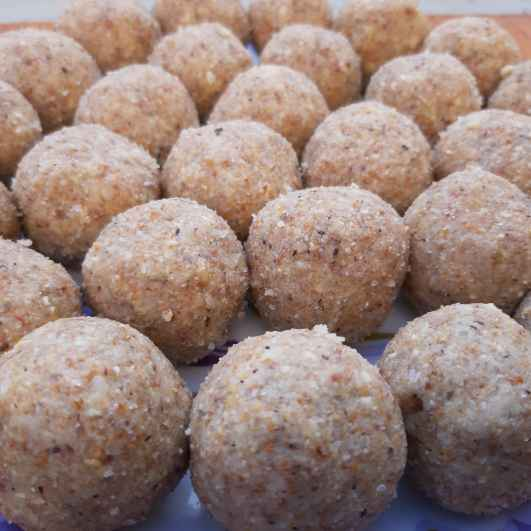Photo of Dink ladoo by Rohini Malwade at BetterButter