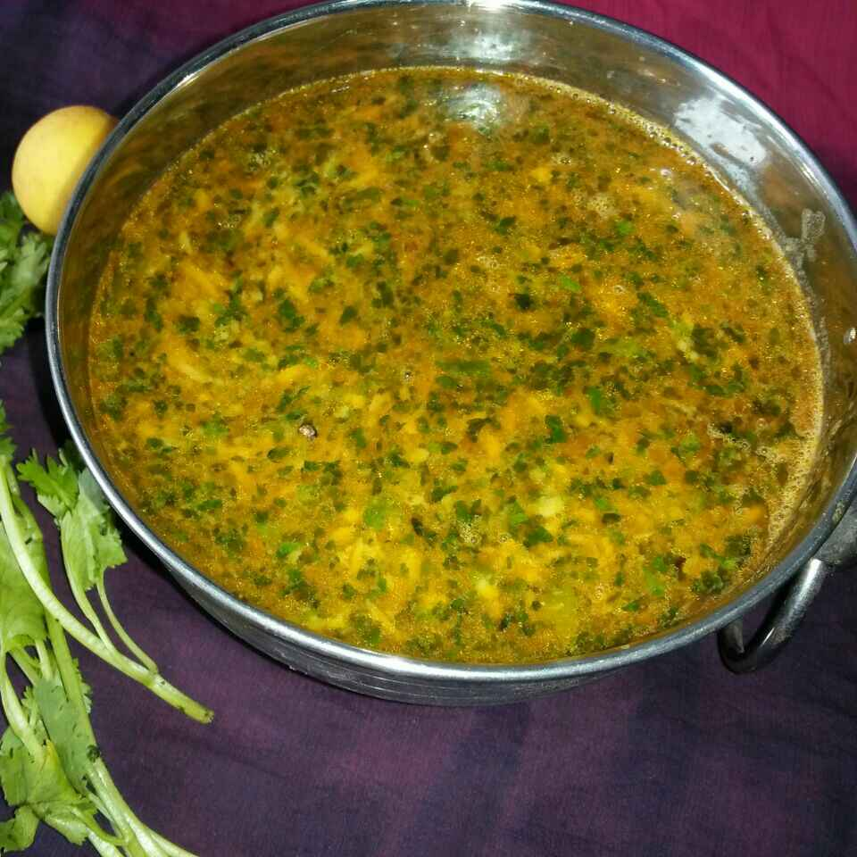 Photo of Chane ki dal ke aamti by Rohini Rathi at BetterButter