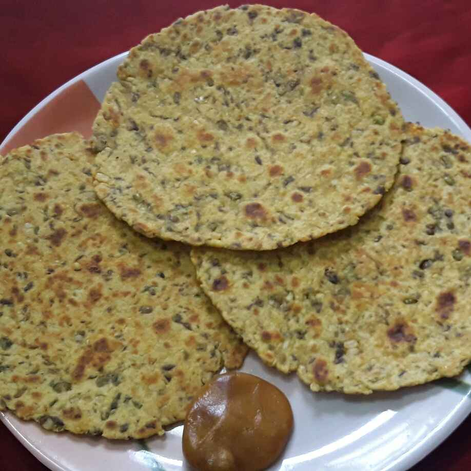 Photo of Korme ki poori by Rohini Rathi at BetterButter