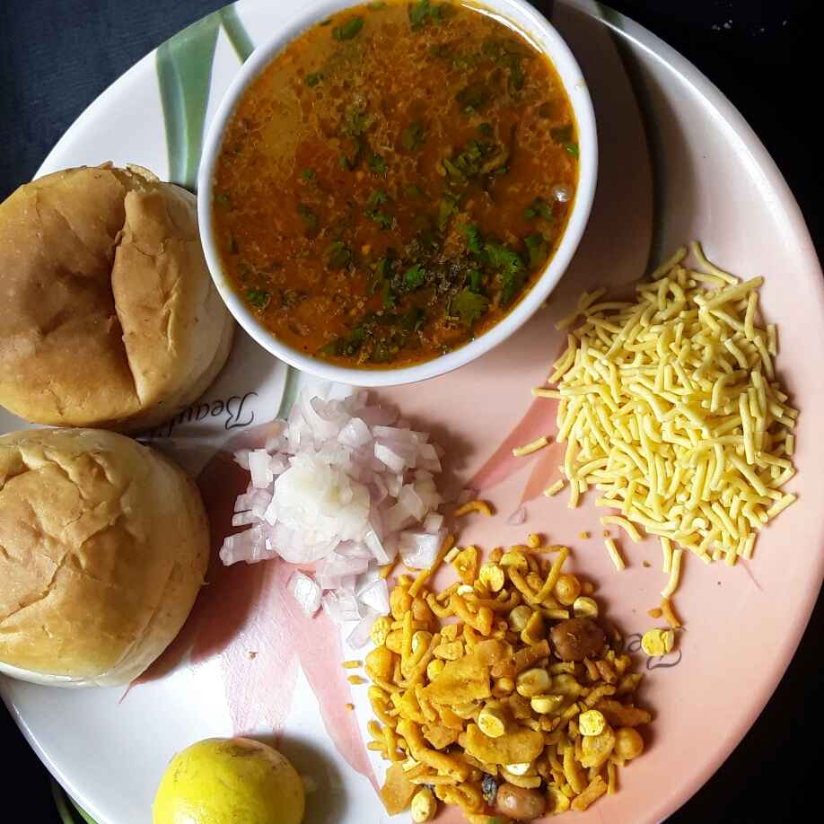 Photo of Misal pav by Rohini Rathi at BetterButter