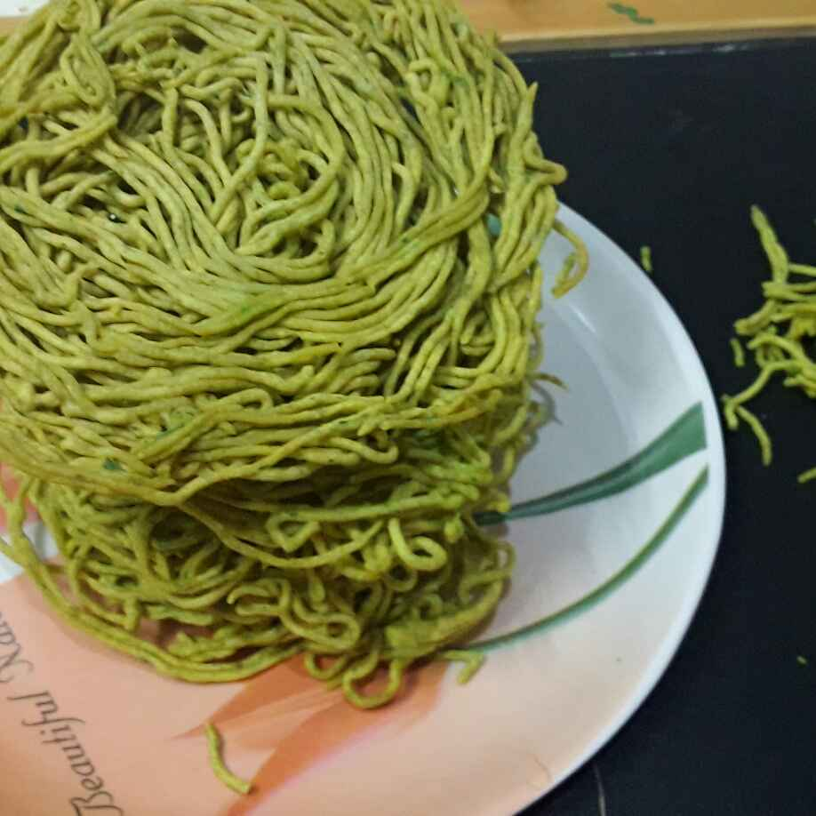 Photo of Methi sev by Rohini Rathi at BetterButter