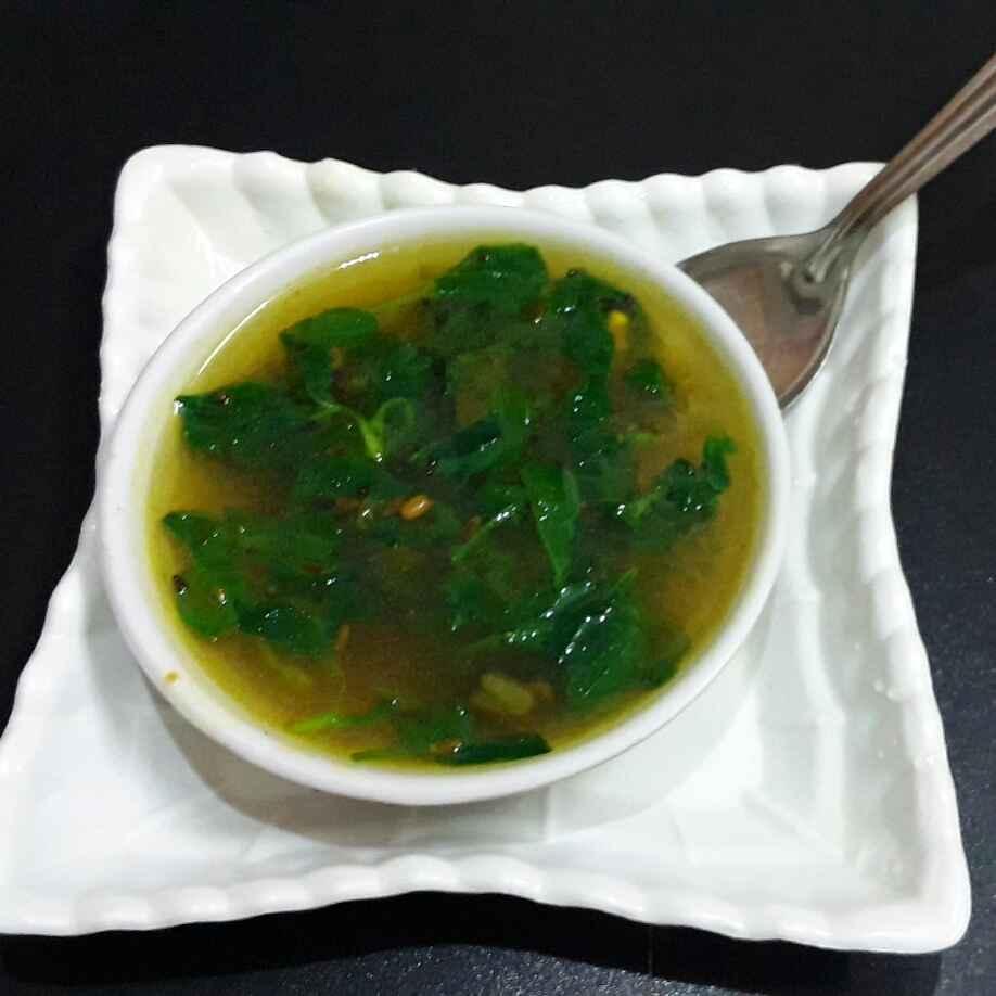 How to make Feenugreek soup