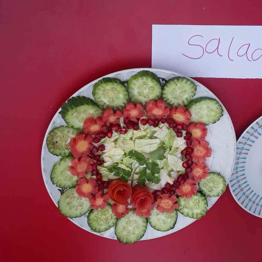 Photo of Cucumbers  salad by Rohini Rathi at BetterButter