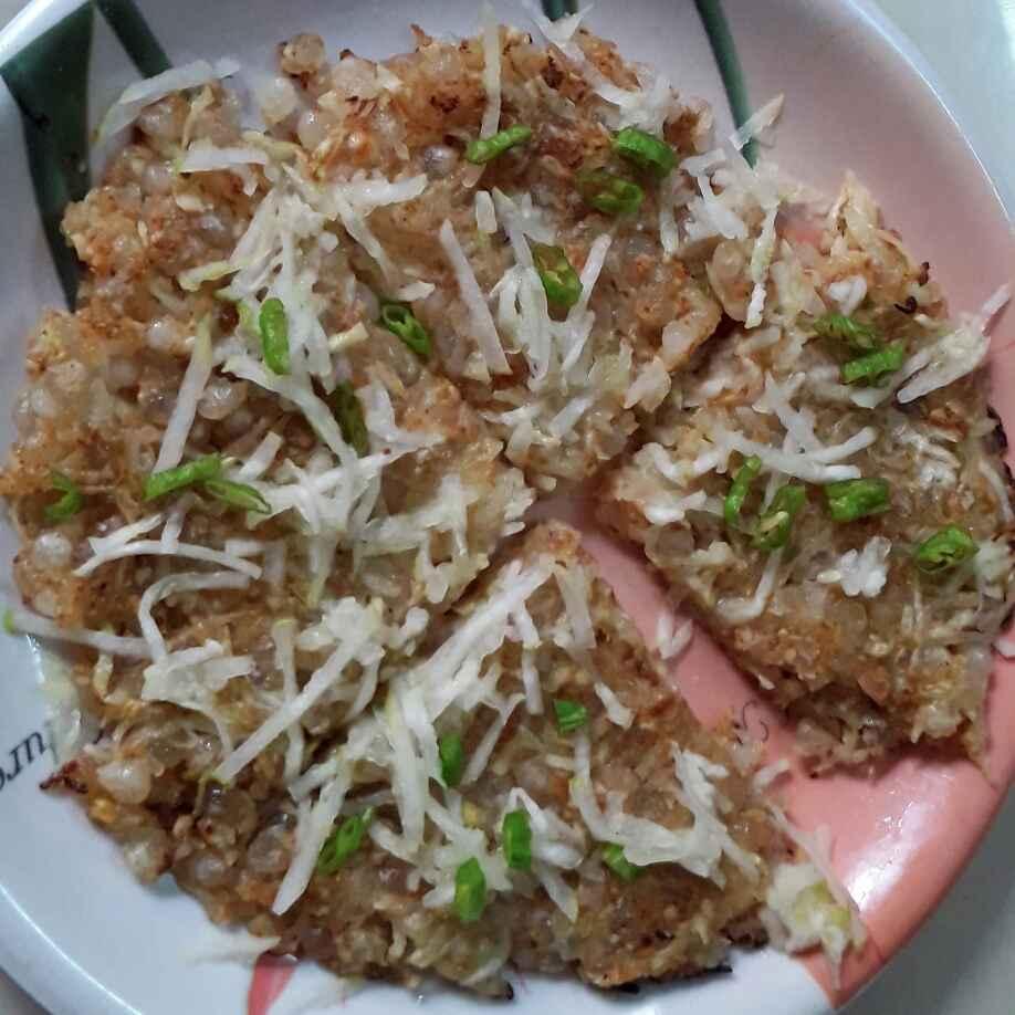 Photo of Sabudana pizza by Rohini Rathi at BetterButter